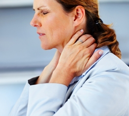 natural neck pain relief in birmingham
