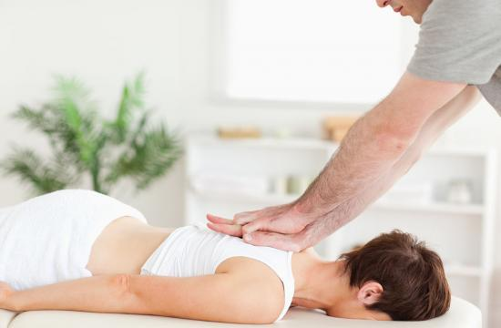 Chiropractic care at Birmingham Wellness Center